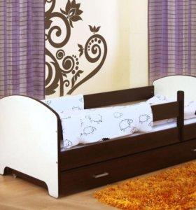Кровать ABC 160x70