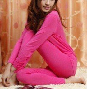 Пижама розовая