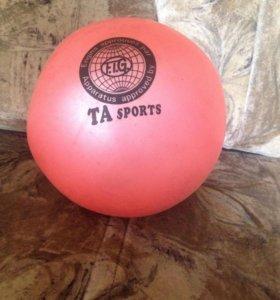 Фирменный мяч для художественной гимнастики