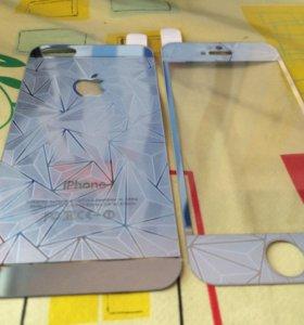 3D стекло на iPhone 5/5s