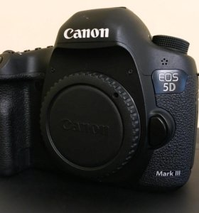 Canon 5D Mark III + объектив. Ростест.
