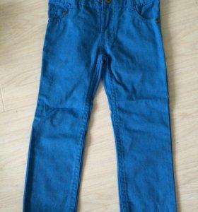 Новые джинсы! На 3 года, 92