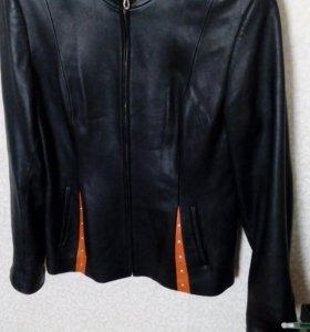 Куртка_Натуральная кожа