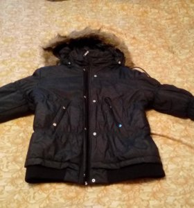 Зимняя куртка,М-L