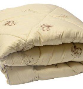 Одеяло зимнее (толстое) из верблюжьей шерсти