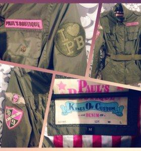 Новая М Paul's Boutique