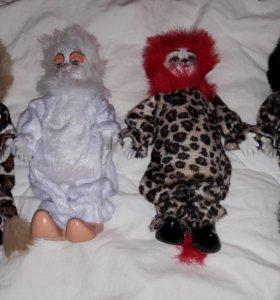 """Куклы из мюзикл """" Cats"""""""