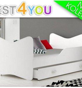 Кровать KEVIN BIEL 140x70