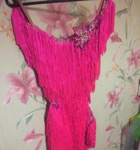 Бальное платье, латина