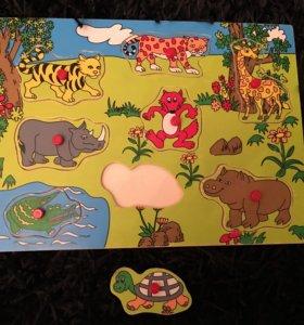 Развивающа игрушка для малышей