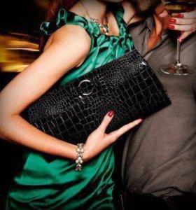 Клатч, сумка, кошелек женский