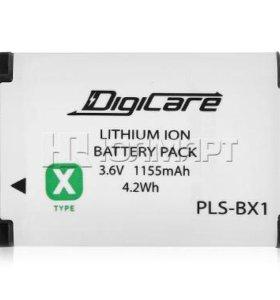 Аккумулятор DigiCare PLS-BX1 / NP-BX1 для Sony