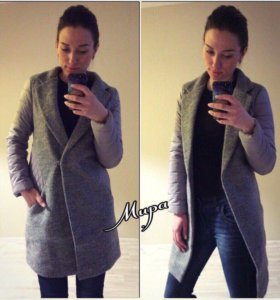 Пальто новое осеннее