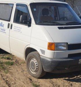 Volkswagen /Transporter /T4 /микроавтобус /1,9 TD