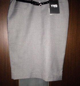 Новая юбка YNG, размер XS