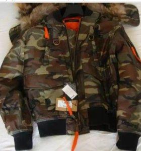 куртка DSQUARED2 р44-46