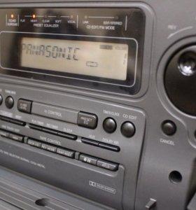 Panasonic RX-DT707 Cobra