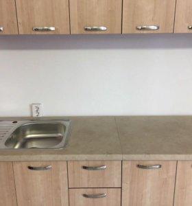 Новые кухонные гарнитуры антикризисный вариант
