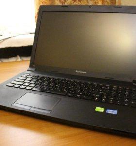 Ноутбук Lenovo B590 (i5, RAM 4GB, GeForce 720M)