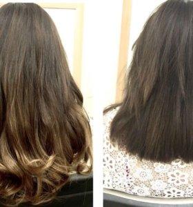 Наращивание волос Сыктывкар