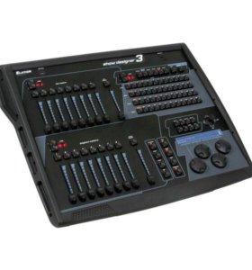 Световой пульт контроллер elation show designer 3