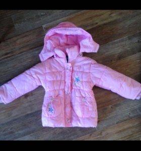 Демисезонная курточка новая