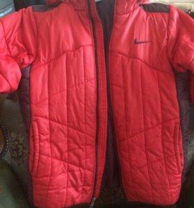 Куртка для мальчика Nike, 10-12 лет