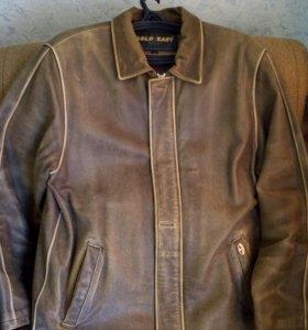 Куртка Кожа Vintage