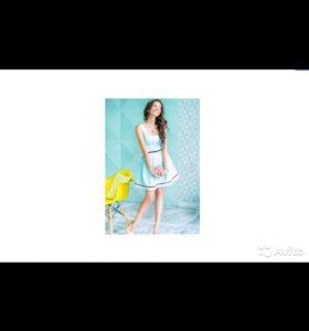 Платье + жакет (новое)