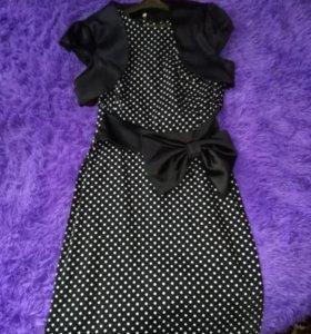 Платье 46-48 р