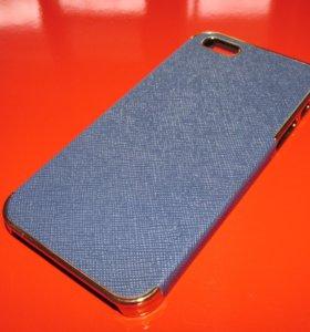 Пластиковый матовый чехол для iPhone 5/5S/SE