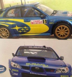 Subaru Impreza WRX 1:16