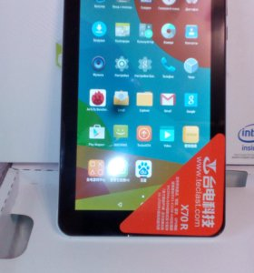 Планшет Teclast tPad X70R