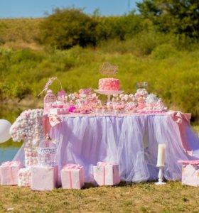 Готовый Кенди бар на день рождения ребенка