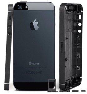 Корпус для iPhone 5 новый.