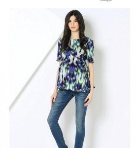 Блузка для беременных 42 р