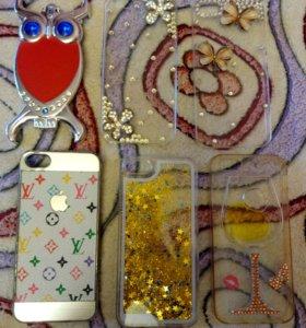 Чехлы для Iphone 5 и 5s