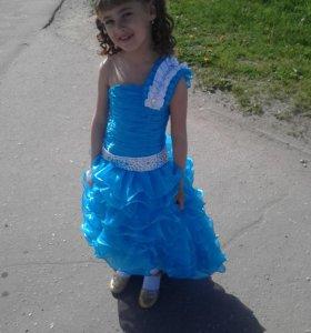 Выпускное детское платье