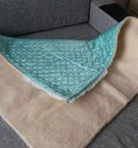 Конверт+одеяльце на овчине