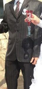 Мужской костюм 48-50