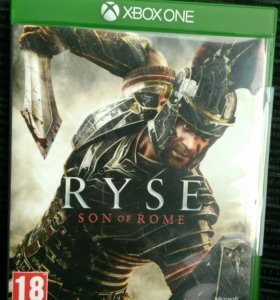 Игра для X-box one (RYSE son of Rome)