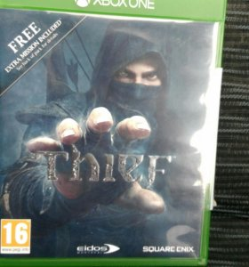 Игра для X-box one ( Thief)