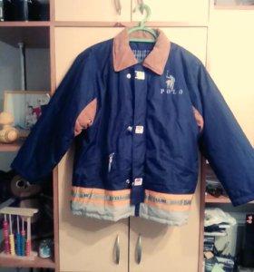 Куртка новая р-р 158-164
