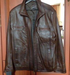 Куртка кожаная (Турция)