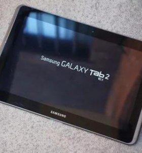 Планшет Samsung galaxy tab2.10.1