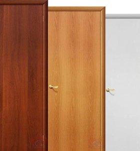 Дверь межкомнатная в разных цветах и размерах
