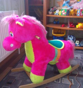 Детская лошадка!