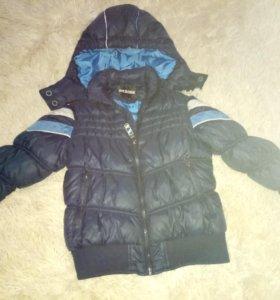 Куртка Acoola. Осенняя, теплая. Рост 116