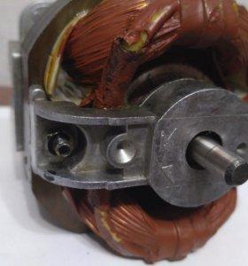Мотор от насоса стиральной машины