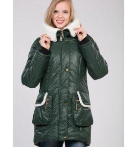 Новая зимняя куртка 48 размер